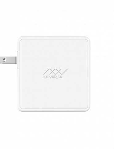 Sạc Đa Cổng Macbook Innostyle Gomax Plus 73W (USB-C PD 61W + 2USB A Smart AI)