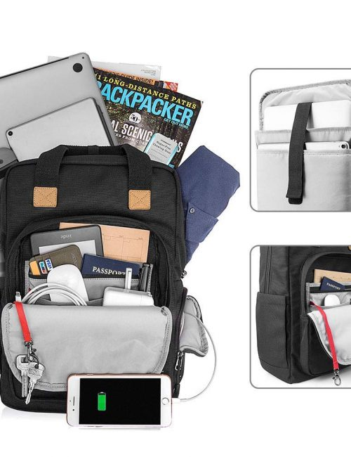 BALO TOMTOC (USA) DAILY BACKPACK FOR ULTRABOOK 15'/22L A60-E01D