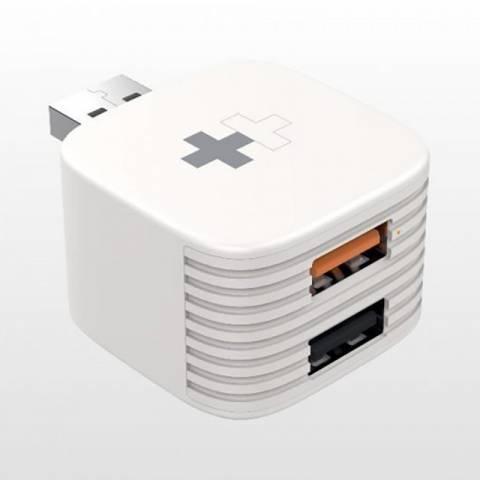 Hypercube – Sạc Và Backup Hình Ảnh, Video, Dữ Liệu, Danh Bạ Cho Iphone, Ipad & Android devices