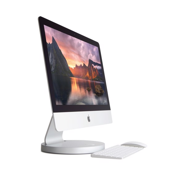 """Đế Rain Design (USA) I360 Turntable iMac 20-23"""" Chính Hãng"""