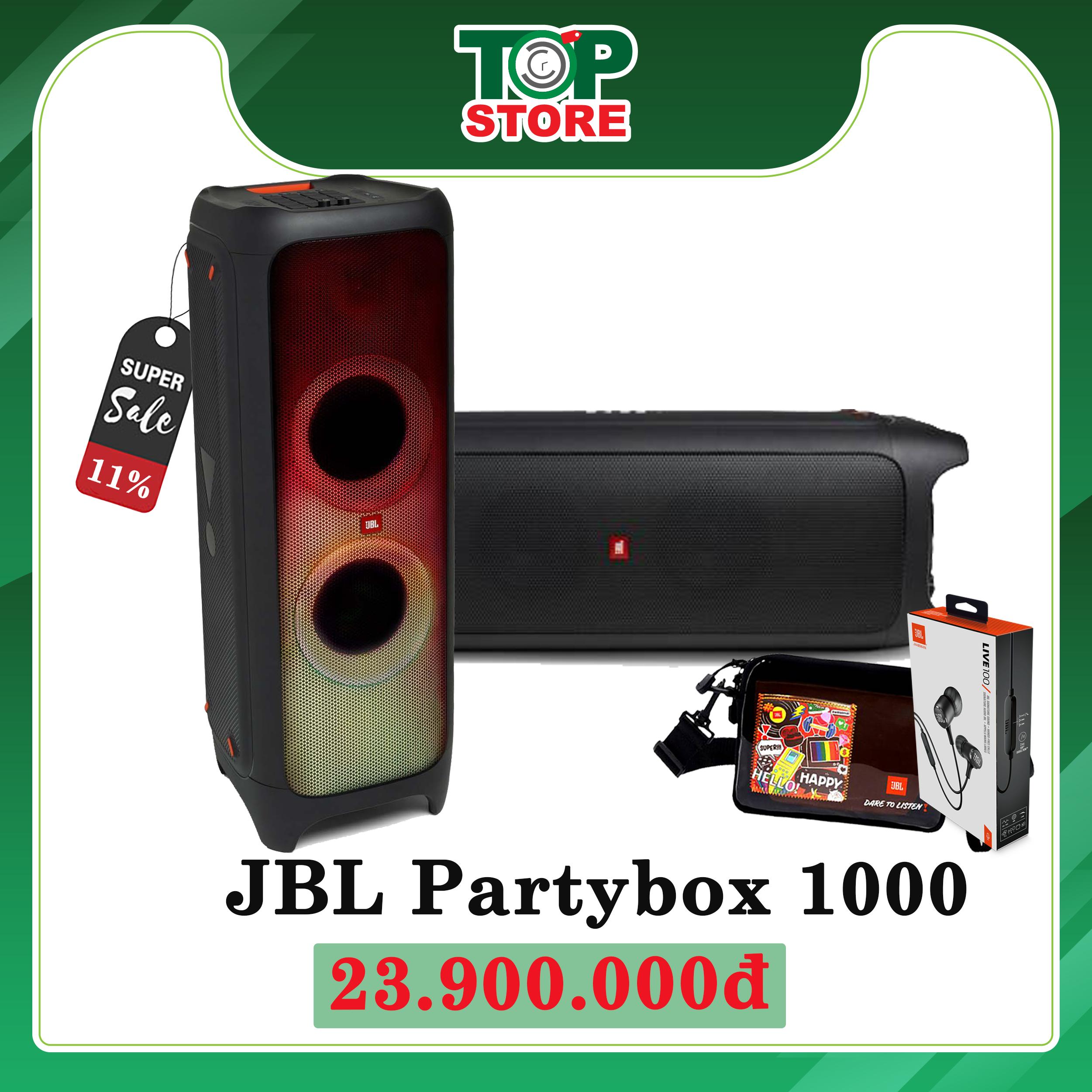 Loa JBL Party box 1000