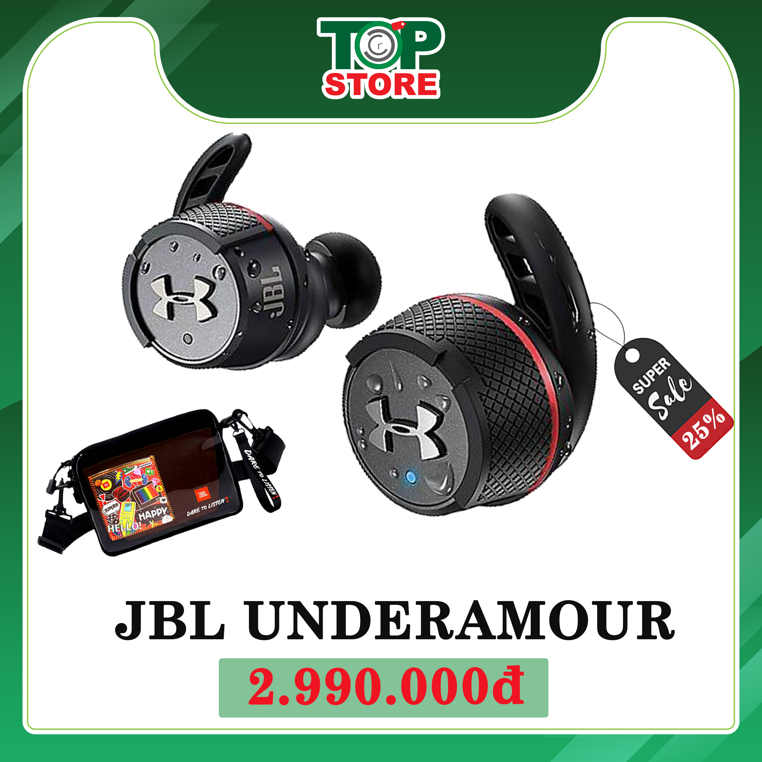 Tai nghe JBL Under Amour