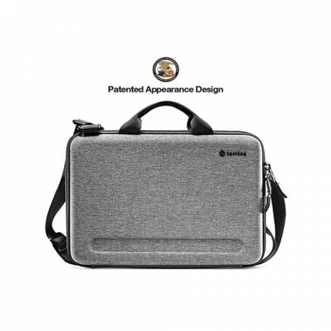 Túi TOMTOC (USA) Eva For Macbook Pro/Air 13″ - Gray (A25-C02G)