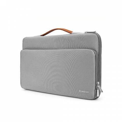 "Túi Tomtoc (USA) Briefcase  Macbook Pro 15"" - Gray (A14-D01G)"
