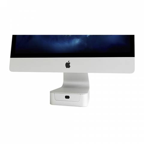 Đế Tản Nhiệt Rain Design (USA) mBase iMac 27'' - Silver (10044)