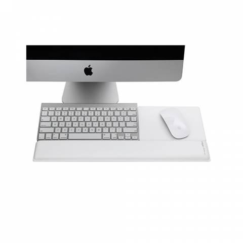 Rain Design (USA) mRest Wrist Rest & Mouse Pad - White (10011)