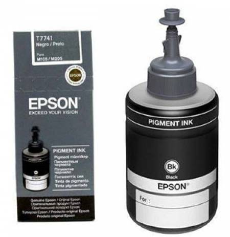 Mực in Epsson T774100, Black Ink Bottle (C13T774100)- Chính Hãng