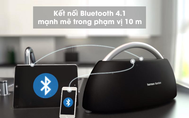 Kết nối bluetooth ổn định
