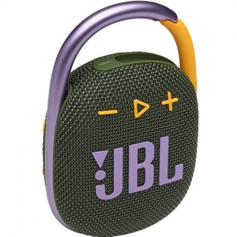 Loa Bluetooth Móc Treo Di Động Kháng Nước JBL CLIP 4