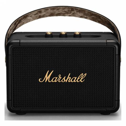 Loa Marshall Kilburn II Black & Brass