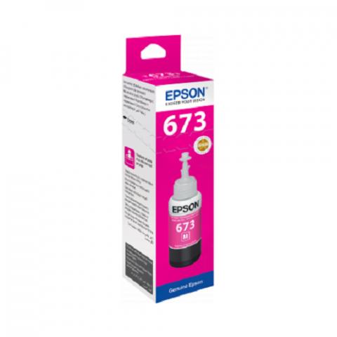 Mực In Epson T673300 Magenta Ink Cartridge (T673300)- Chính Hãng