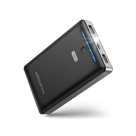 RAVPower RP-PB19 , PIN 16750mAh , 4.5A Max Cho 2 Cổng USB iSmart