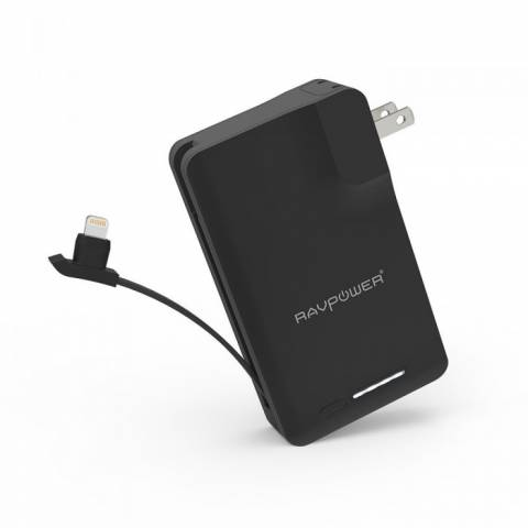 RAVPower RP-PB18, PIN 9000mAh With Lightning MFi