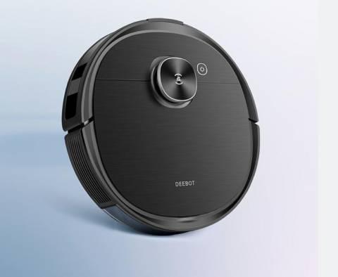 Robot Hút Bụi Deebot Ozmo T8 AIVI – DBX 11 - 11