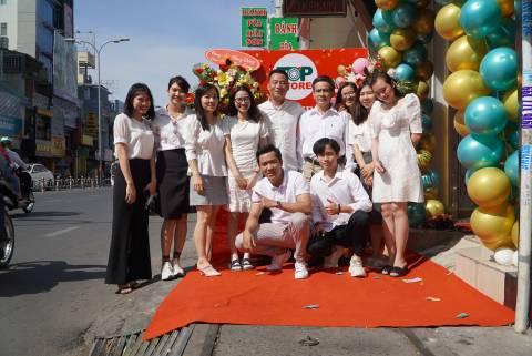 Khai trương chi nhánh Topstore 184 Phan Đăng Lưu - Những hình ảnh đáng nhớ