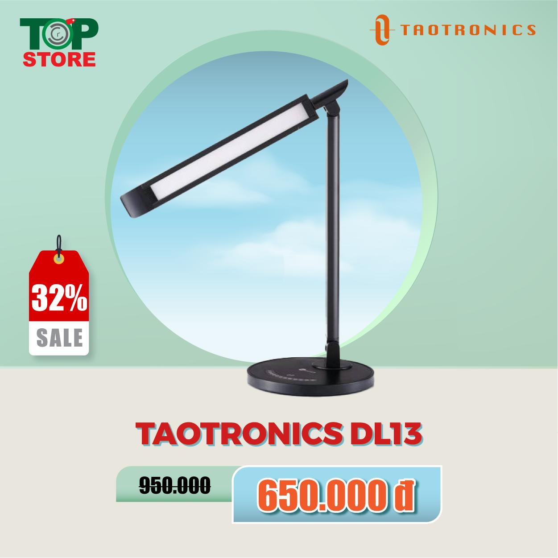 Đèn led cảm ứng Taotronics TT-DL13