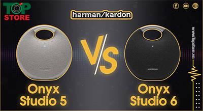 Sự khác biệt của Harman Kardon Onyx Studio 6 so với thế hệ tiền nhiệm Studio 5