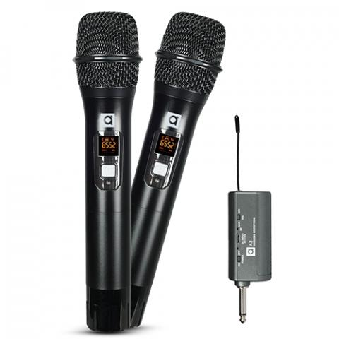 Micro  karaoke không dây Alpha Works A2 Chính Hãng