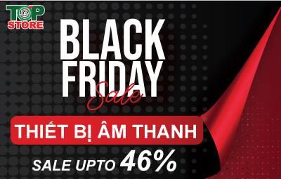 [Black Friday Sale] Topstore sale loa và tai nghe bluetooth chính hãng lên đến 46%