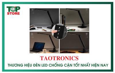 Thương hiệu đèn led chống cận Taotronics tốt nhất hiện nay
