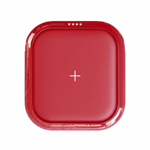 Pin Dự Phòng Kiêm Sạc Không Dây Mipow Cube X 10000 PD 18W/Wireless Charger 10W Version II ( SPX01W-T)