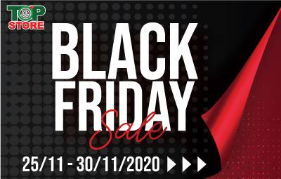 Black Friday - Topstore sale giá ngã cây chỉ từ 229k