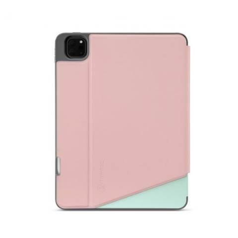 Bao Da TomToc (USA) Từ Tính Đa Góc Smart-Tri Hỗ Trợ Sạc Không Dây Apple Pencial For Ipad Pro 11-inch Sakura (B02-003T01)