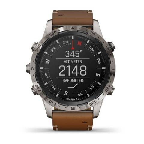 Đồng Hồ Garmin MARQ Adventurer , GPS, Smart Wearable Device